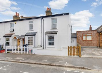 Thumbnail 2 bed end terrace house for sale in New Road, Hanworth, Feltham