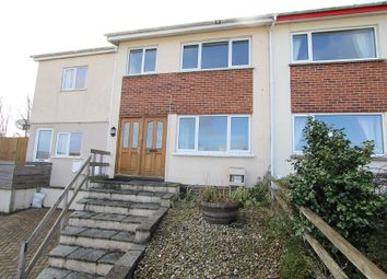 Thumbnail 3 bed terraced house for sale in Foxley Crescent, Newton Abbot