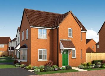 "Thumbnail 3 bed property for sale in ""The Coombe At Academics"" at Western Avenue, Peterborough"