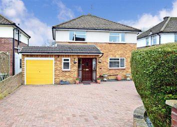 3 bed detached house for sale in Ridgeway Crescent, Tonbridge, Kent TN10