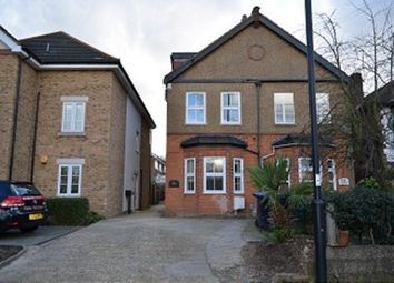 Thumbnail 2 bed flat to rent in Vermont Close, Waverley Road, Enfield