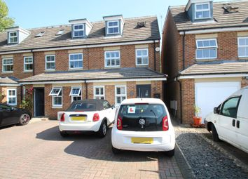 Stratford Close, Aston Clinton, Aylesbury HP22. 4 bed end terrace house