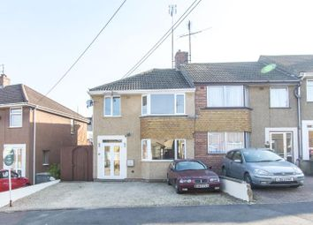 Thumbnail 3 bed property for sale in Yew Tree Drive, Kingswood, Bristol