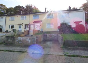 Thumbnail 3 bed terraced house for sale in Manadon, Plymouth, Devon