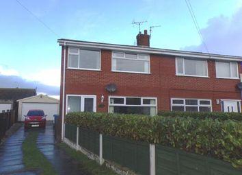 Thumbnail 3 bed semi-detached house for sale in Durlston Drive, Prestatyn, Denbighshire, Uk