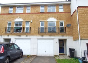 Thumbnail 4 bed town house to rent in Wells Close, South Croydon