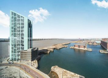 Thumbnail 2 bed flat for sale in William Jessop Way, Liverpool