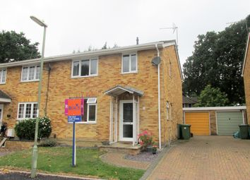 Thumbnail 4 bed semi-detached house for sale in Rose Close, Hedge End, Southampton