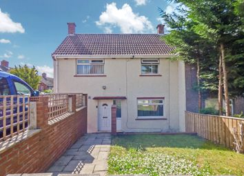 Thumbnail 3 bed semi-detached house for sale in Woodhill Drive, Morpeth