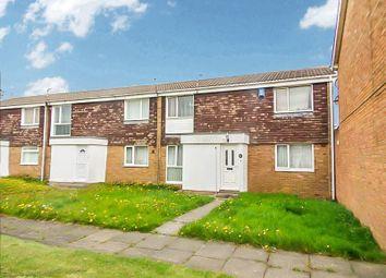 Thumbnail 2 bed flat to rent in Cairnsmore Close, Cramlington