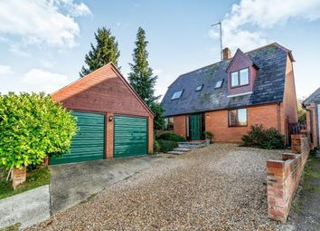 Thumbnail 4 bed detached house for sale in Old Forge Close, Tingewick, Buckingham, Buckinghamshire