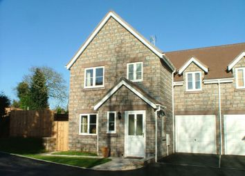 Thumbnail 3 bed semi-detached house to rent in Broadwell, Nr. Coleford, Gloucestershire