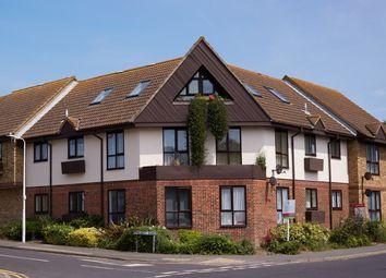 Thumbnail 2 bed flat for sale in Ethelbert Road, Birchington