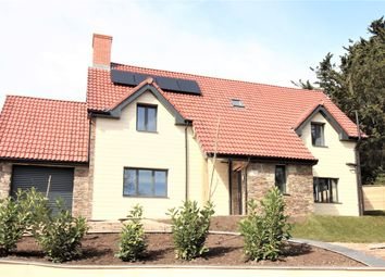 Thumbnail 4 bed detached house for sale in Stowell Hill Road, Tytherington, Wotton-Under-Edge