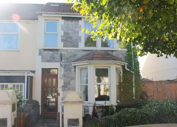 Thumbnail 4 bed end terrace house for sale in Whitting Road, Weston-Super-Mare