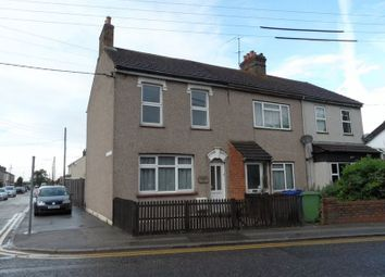 Thumbnail 3 bed terraced house to rent in North Road, South Ockendon