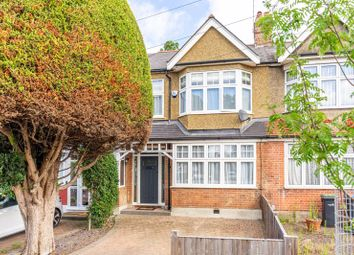 Thumbnail 3 bed terraced house for sale in Chase Side Avenue, Enfield