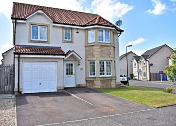 Thumbnail 4 bed detached house for sale in Wright Gardens, Bathgate