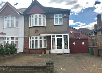 Thumbnail 3 bed semi-detached house for sale in Church Hill Road, Cheam