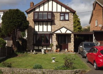 Thumbnail 4 bed detached house to rent in Tundersley Park Drive, Benfleet
