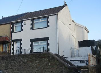 Thumbnail 3 bed semi-detached house for sale in Jersey Road, Bonymaen, Swansea, City And County Of Swansea.