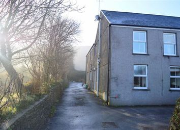 Thumbnail 4 bed semi-detached house for sale in West End, Penclawdd, Swansea