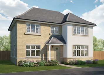 """Thumbnail 4 bed detached house for sale in """"Shaftesbury"""" at Stoney Bank Road, Holmfirth"""