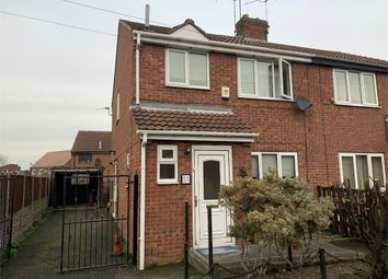 Thumbnail 3 bed semi-detached house for sale in Shrewsbury Road, Worksop, Nottinghamshire