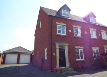 Thumbnail 3 bed semi-detached house for sale in Rossington Gardens, St. Helens, Merseyside