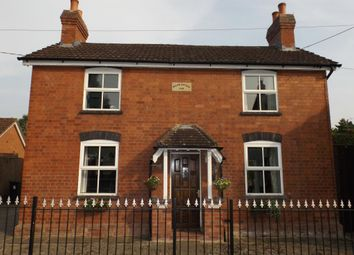 Thumbnail 4 bed cottage for sale in North Hereford City, Hereford
