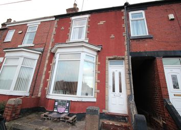 Thumbnail 2 bed terraced house for sale in Crossland Street, Swinton