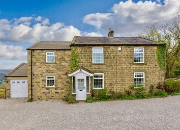 Thumbnail 4 bed detached house for sale in The Knott, Pateley Bridge, Harrogate, North Yorkshire