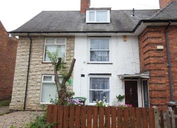 Thumbnail 3 bed terraced house for sale in 100 Beauvale Road, The Meadows, Nottingham