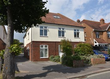 Thumbnail 2 bed flat to rent in Pavilion Road, Worthing