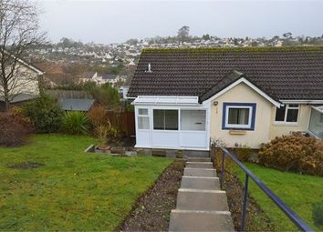 Thumbnail 2 bed semi-detached bungalow for sale in Emblett Drive, Bradley Valley, Newton Abbot, Devon.