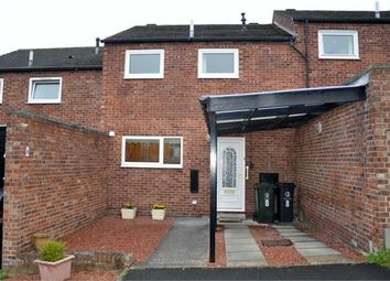 Thumbnail 3 bed terraced house to rent in Gaprigg Court, Hexham, Northumberland.