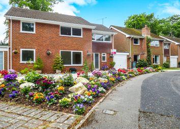 Thumbnail 5 bedroom link-detached house for sale in St Johns Glebe, Rownhams, Southampton