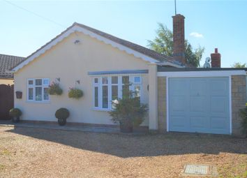 Thumbnail 3 bed detached bungalow for sale in School Road, Walton Highway, Wisbech