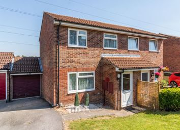3 bed semi-detached house for sale in Ward Close, Andover SP10
