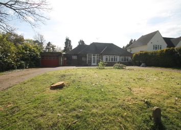 Thumbnail 3 bed detached bungalow for sale in Warwick Road, Solihull