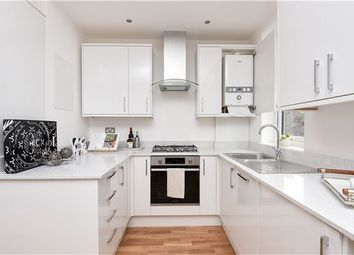 Thumbnail 2 bed flat for sale in Caithness Road, Mitcham, Surrey