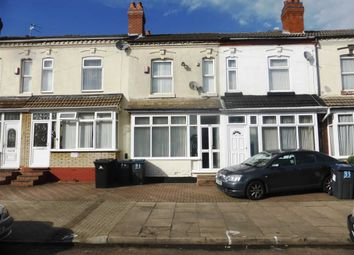 Thumbnail 3 bedroom terraced house for sale in Bankes Road, Small Heath, Birmingham