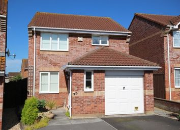 Thumbnail 3 bed detached house for sale in Horton Way, Woolavington, Bridgwater