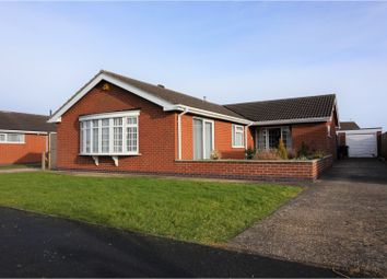 Thumbnail 3 bed detached bungalow for sale in The Sidings, Sutton-On-Sea