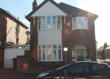 Thumbnail 4 bed terraced house to rent in Allington Avenue, Lenton, Nottingham
