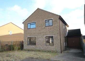Thumbnail 3 bedroom detached house for sale in Ashley Gardens, Littleport, Ely