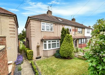 Thumbnail 3 bed end terrace house for sale in Ashen Drive, West Dartford, Kent