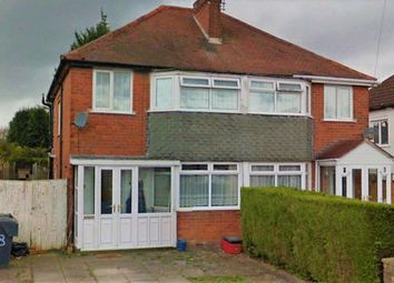 Thumbnail 3 bed semi-detached house for sale in Beverley Road, Rubery, Rednal, Birmingham