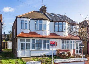 Thumbnail 3 bed semi-detached house to rent in Danehurst Gardens, Redbridge, Essex