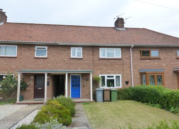Thumbnail 3 bedroom terraced house for sale in Woodland Road, Hellesdon, Norwich